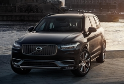 XC90 SUV by Volvo in Knock Knock
