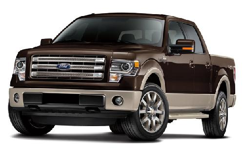 F-150 by Ford in Walk of Shame