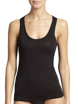Organic Pima Cotton Tank Top by Skin in Easy A