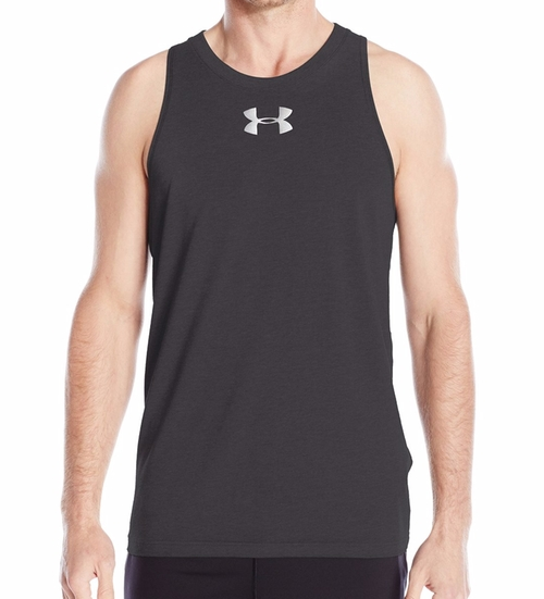 Charged Cotton Jus Sayin Too Tank Top by Under Armour in Ballers - Season 2 Episode 5
