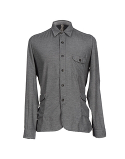 Long Sleeves Button Shirt by DNL in Ballers
