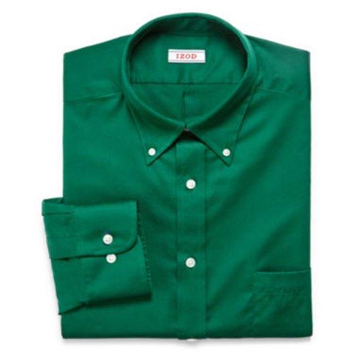 Solid Dress Shirt by IZOD in Birdman