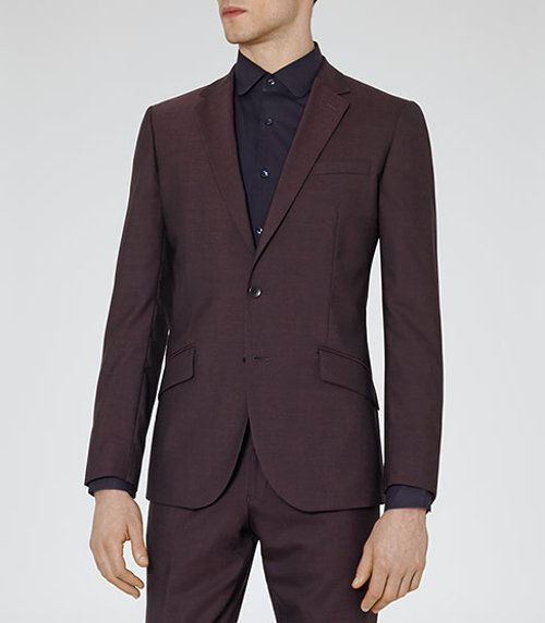 Slim-Fit Blazer by Sontag B in John Wick