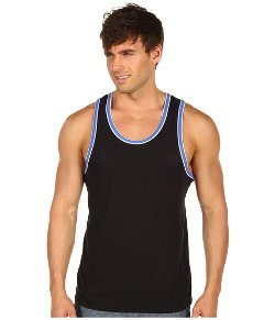 Double Ringer Tank Top by Alternative in McFarland, USA