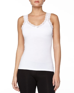 Bottom Drawer Lace Strap Camisole by Fleur't in Boyhood