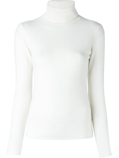 Turtle Neck Sweater by Not Shy in The Martian