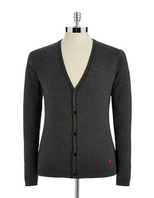Button-Down Cardigan Sweater by Strellson in Wish I Was Here