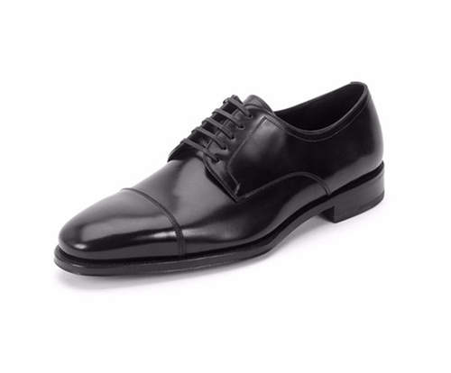 Mabel Cap-Toe Lace-Up Oxford Shoes by Salvatore Ferragamo in Suits - Season 5 Episode 11