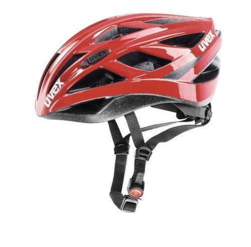 Xenova Race Red Helmet by UVEX in Focus