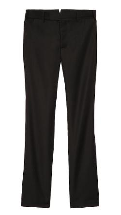 Wool Blend Pants by Public School in Unbroken