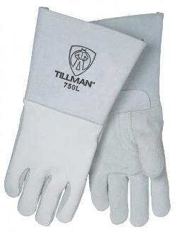 Elk Skin Welding Gloves by Tillman in Magic Mike XXL