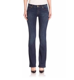 Bootcut Jeans by MICHAEL Michael Kors in Rosewood
