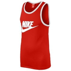 Ace Logo Tank Top by Nike in Pain & Gain