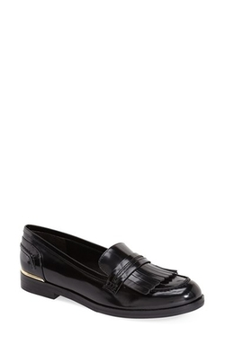 Roryer Loafer Shoes by Marc Fisher Ltd in Black-ish