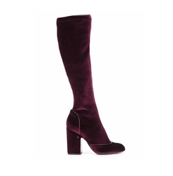 Pull-On Knee Length Boots by Laurence Dacade in Designated Survivor