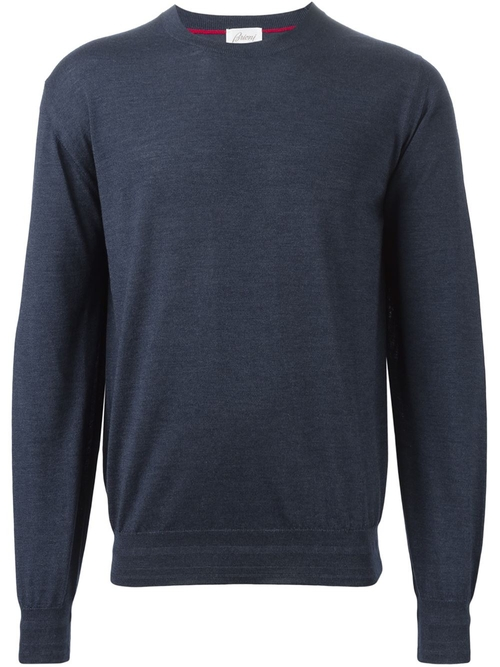 Crew Neck Sweater by Brioni in Billions - Season 1 Episode 2