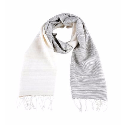 Oblong Scarf by Auteurs Du Monde in Billions