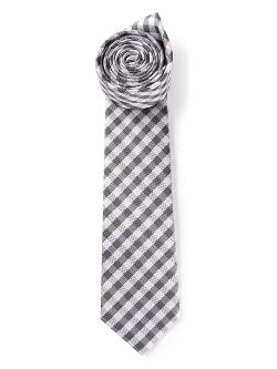 Checked Tie by Lanvin in What If