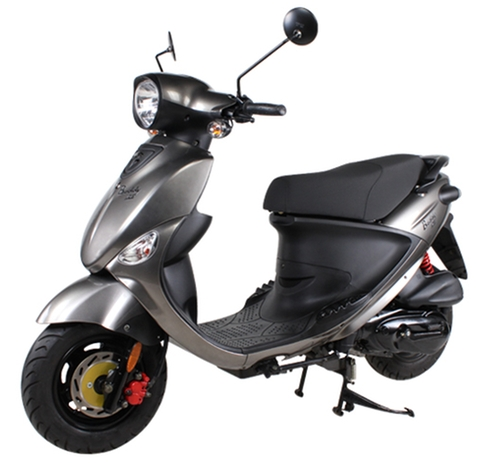 Buddy 125 Scooter by Genuine in Spring Breakers