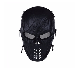 Full Face Mask by Outdoor Master in The Fate of the Furious