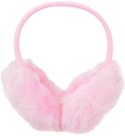 Fleece Winter Ear Muffs by Simplicity in Scream Queens
