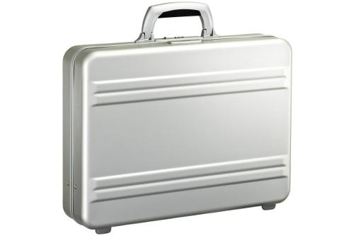 "Slimline 4"" Aluminum Attache by ZERO Halliburton in Inception"