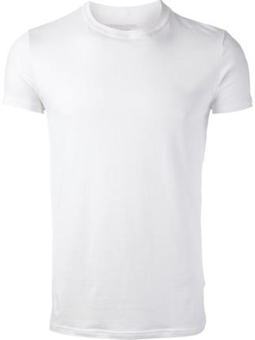 Crew Neck T-Shirt by Dsquared2 in Contraband