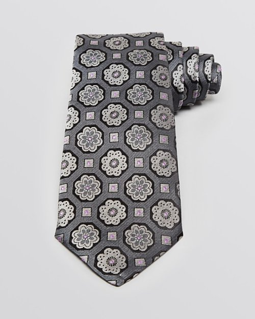 Medallions Classic Tie by Armani Collezioni in The Best of Me