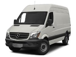 Sprinter by Mercedes-Benz in A Good Day to Die Hard