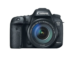 EOS 7D Mark II Digital SLR Camera by Canon in Boyhood