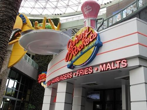 Johnny Rockets Universal City, California in Neighbors