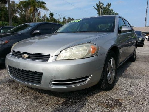 2006 Impala LT Car by Chevrolet in Drive