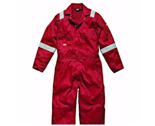 Hi-Vis Stripe Workwear Coverall by Dickies  in Deepwater Horizon