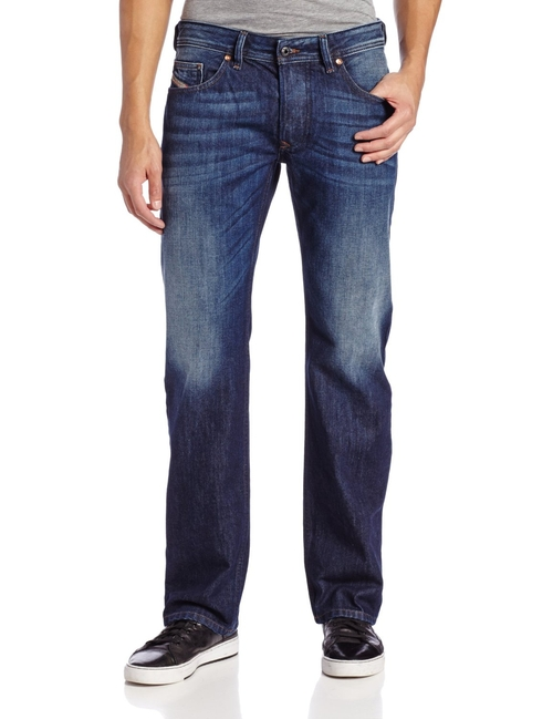 Men's Larkee Regular Straight-Leg Jean by Diesel in Ashby