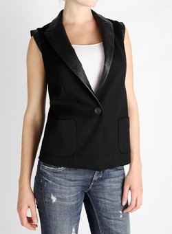 Tuxedo Vest by Custom in Pitch Perfect 2