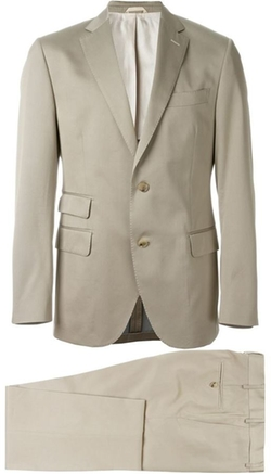 Two piece suit by Fashion Clinic in Empire