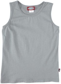 Cotton Jersey Tank Top  by City Threads  in Sinister 2