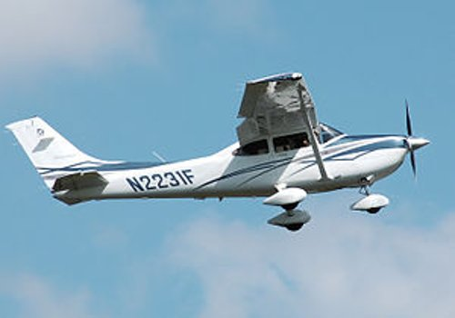 182 Skylane Plane by Cessna in Need for Speed