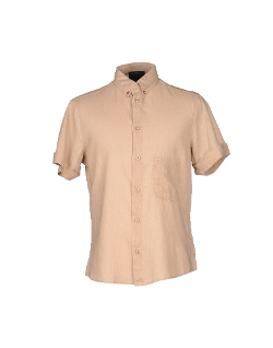 Short Sleeve Shirt by Class Roberto Cavalli in The Longest Ride