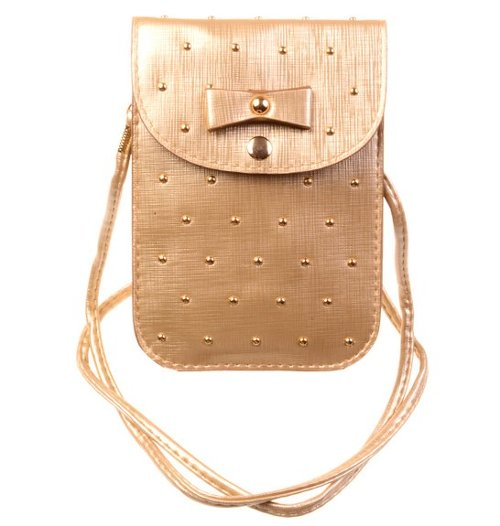 Cellphone Pouch Bag by Kiss Gold in Pitch Perfect 2