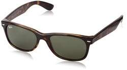 New Wayfarer Sunglasses by Ray-Ban in Whiskey Tango Foxtrot