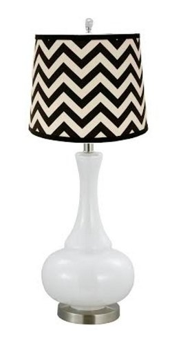Genie Bottle Inspired Table Lamp by Diva At Home in Before I Wake