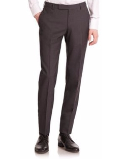 Wool Dress Pants by Z Zegna in Crazy Ex-Girlfriend