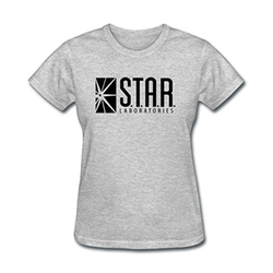Star Laboratories Flash T Shirt by One Pice in The Flash