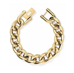 Chain Link Bracelet by Tommy Hilfiger in The Fate of the Furious