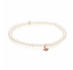 Pyramid Beaded Stretch Bracelet by Sydney Evan in How To Get Away With Murder