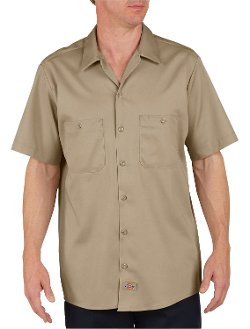 Industrial Work Shirts by Dickies in (500) Days of Summer