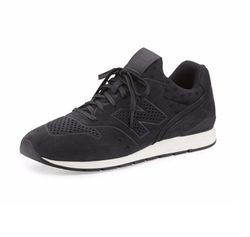 Deconstructed Lace-Up Sneaker by New Balance in Power