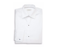 Contemporary-Fit Tonal Stripe Formal Dress Shirt by Eton of Sweden in The Blacklist