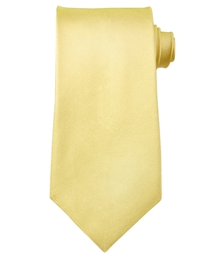 Executive Solid Long Tie by Jos. A. Bank in The Good Wife